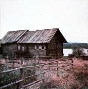 Архитектура Онежского края