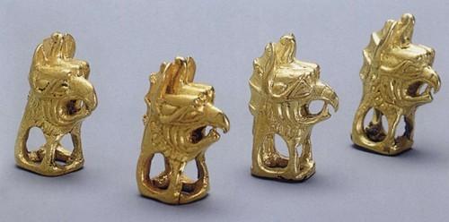 Олени и скифское золото