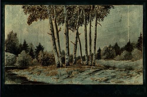 Златоустовская гравюра на стали