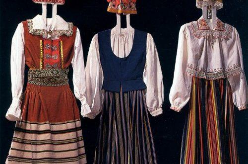 Народное искусство Эстонии