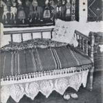 Крестьянская усадьба конца XIX века