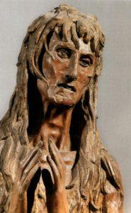 Донателло. «Мария Магдалина» Музей произведений Дуомо