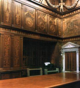 Инкрустации Сакристии месс Кафедральный собор Санта-Мария-дель-Фьоре