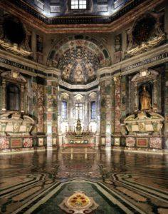 Капелла принцев, Сан-Лоренцо
