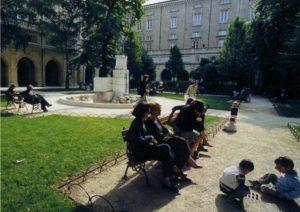 Парк-дворец Сен-Пьер
