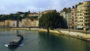 Пешеходный мост Сен-Венсан
