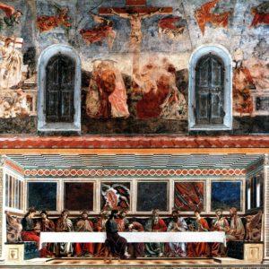 Тайная вечеря в монастыре Св. Апполонии