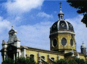 Церковь Сен-Брюно де Шартье