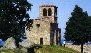капелла Сен-Венсан в Сен-Лоран