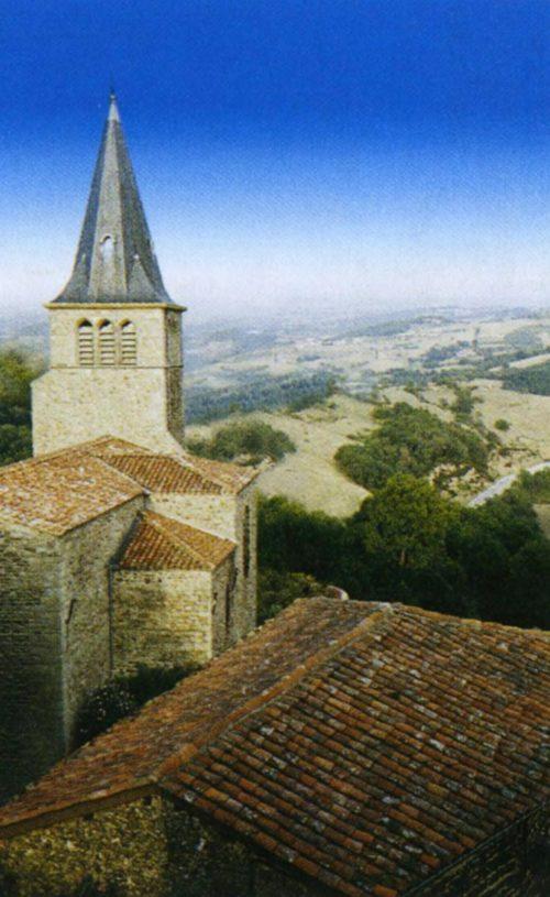 Поселок Рошфор Сен-Мартен-ан-О