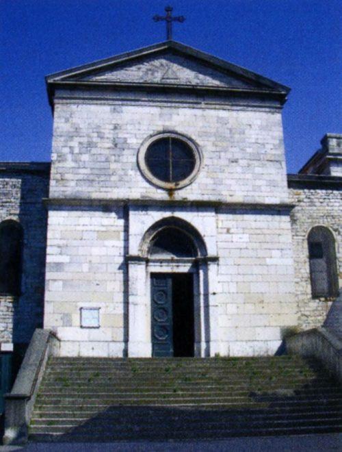 Церковь Сент-Ирене