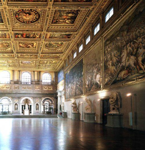 Зал пятисот Палаццо Веккьо2