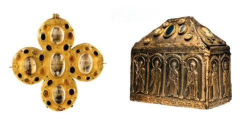 реликвии средних веков