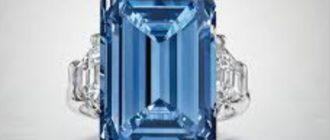 Голубой бриллиант Оппенгеймера