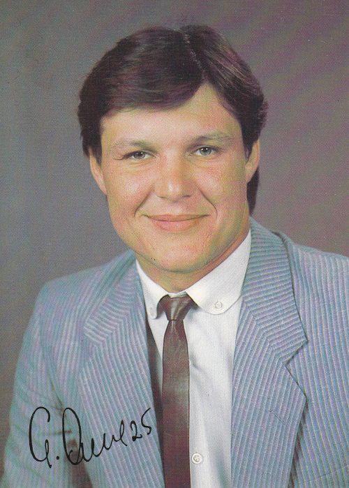 Сергей Яшин. Мастер спорта СССР международного класса, нападающий Динамо